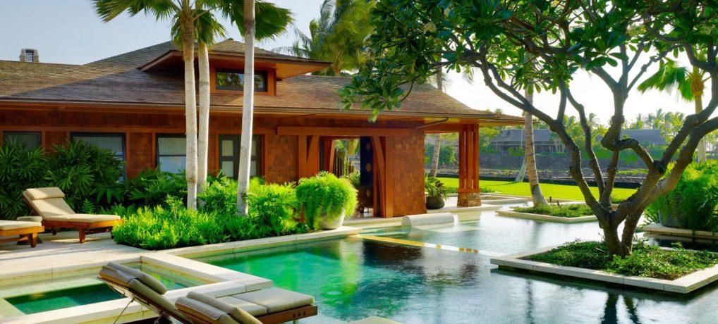 田园般诱人的夏威夷房产