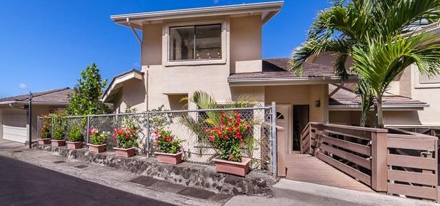 Kahala Pacifica – 1438 Hoakoa Pl #12, Honolulu 96821
