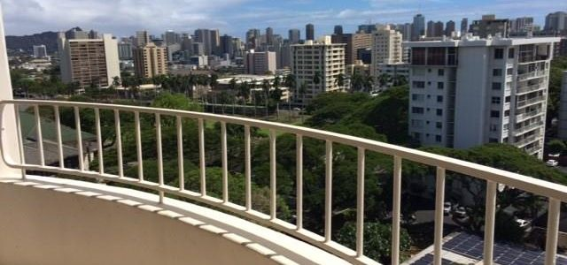 Punahou Manor – 1805 Poki St #1101, Honolulu 96822