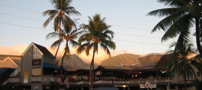 毛伊岛 (MAUI)租车两日游