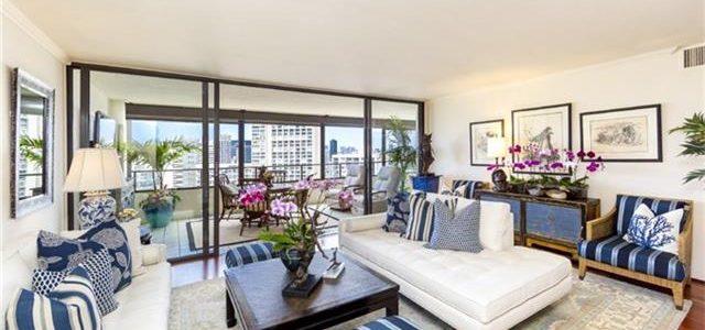 夏威夷高端景观学区公寓房