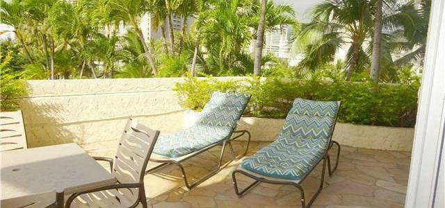 夏威夷檀香山市中心60万美元的酒店式公寓