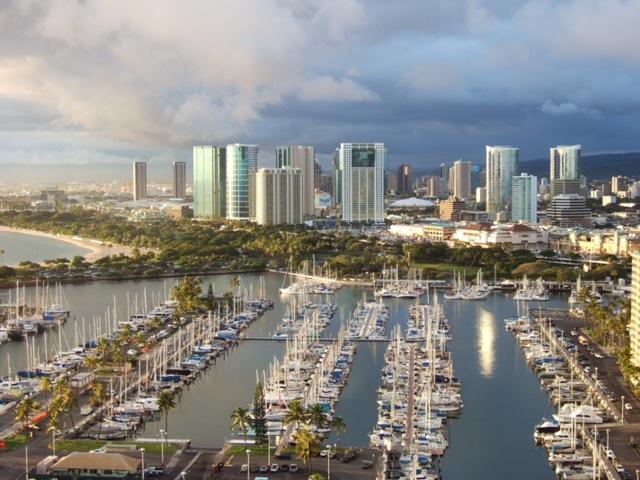 夏威夷分时度假房投资
