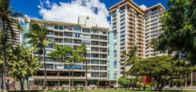 Waikiki Grand Hotel — 134 Kapahulu Ave #518, Honolulu 96815