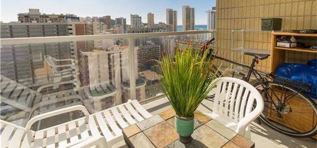 夏威夷闹市酒店式公寓,投资好机会,周围密集商业设施