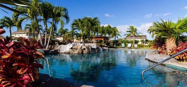 夏威夷 Ewa Beach 高级别墅区漂亮的4卧室2.5卫生间