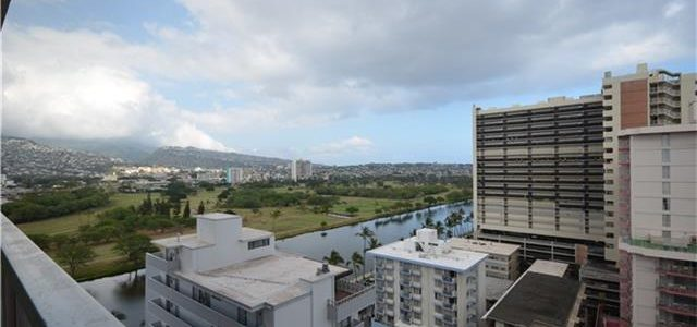 Island Colony – 445 Seaside Ave #1619, Honolulu 96815