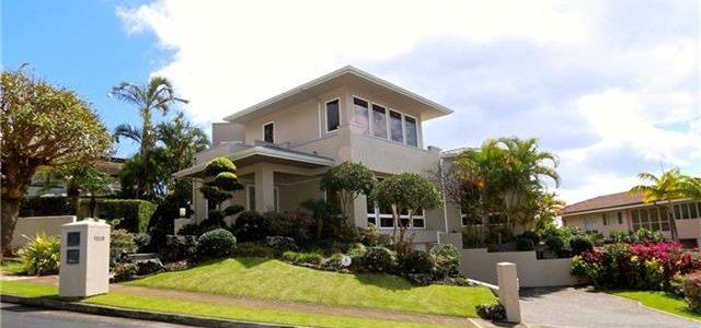 夏威夷最著名的Loa Ridge小区豪华大别墅