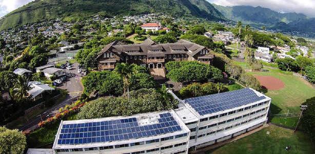Mid-Pacific Institute夏威夷排名第三著名私立学校