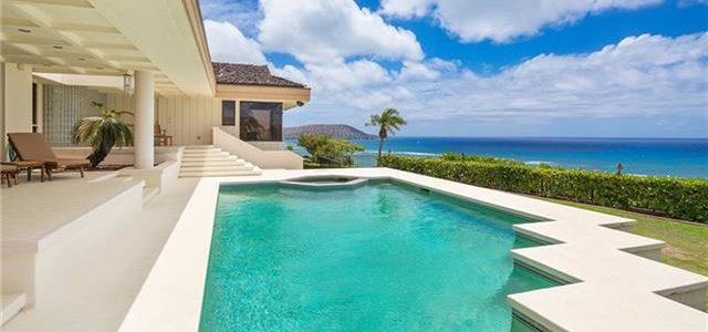 夏威夷大别墅民宿受青睐,联合投资旅游房地产日渐风行