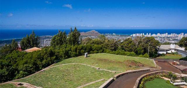 夏威夷檀香山海景住宅土地