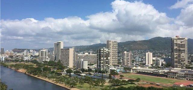 Island Colony – 445 Seaside Ave #2204, Honolulu 96815