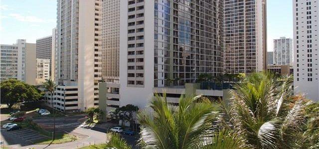 Diamond Head Vista – 2600 Pualani Way #703, Honolulu 96815