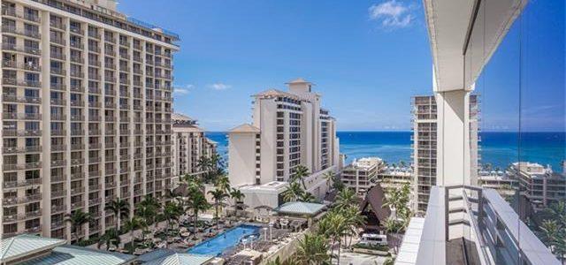 欧湖岛市中心Waikiki中心5星级豪华酒店式公寓