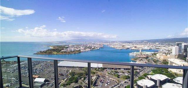 夏威夷欧胡岛最新完工楼盘,绝好海景房