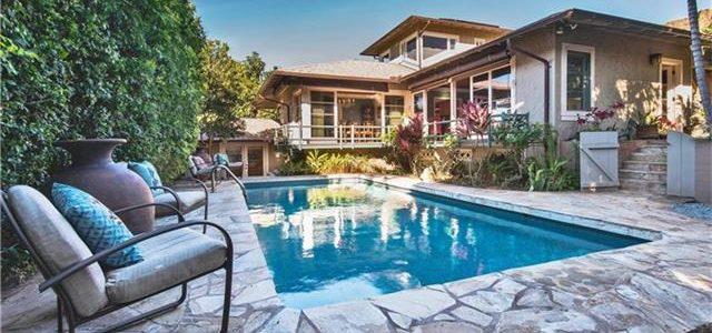 夏威夷钻石山坡上的豪华别墅,夏威夷经典,顶级品味