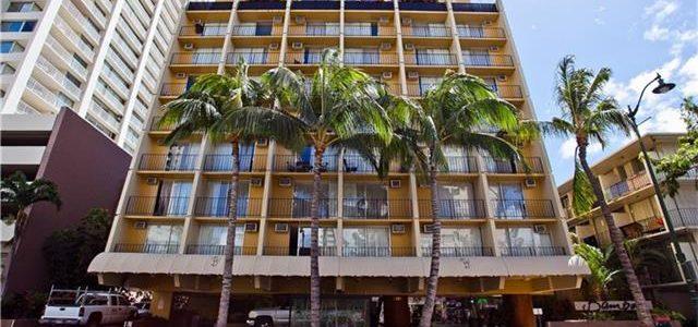 夏威夷闹市非常受欢迎的酒店式公寓,好价格好机会