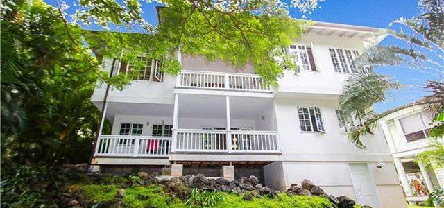 夏威夷Manoa山坡庄园别墅,豪华5卧室3.5卫浴