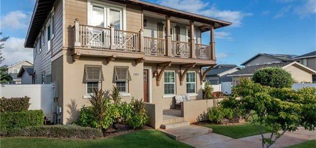 夏威夷 Ewa Beach 高级别墅区212平方大面积独体别墅