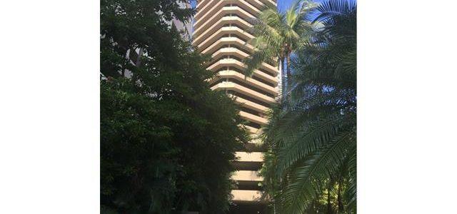 夏威夷威基基市中心酒店式公寓,有高的投资价值