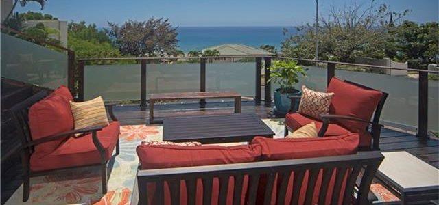 夏威夷顶级小区Loa Ridge,两位设计师设计改造的顶级别墅