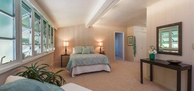 夏威夷欧湖岛富有魅力的老房子,养护非常好