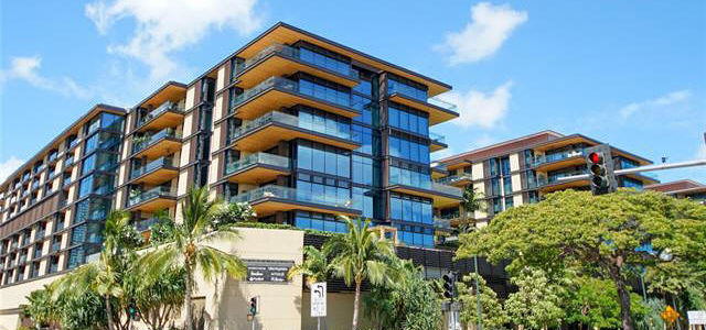 Park Lane Ala Moana 檀香山豪华服务式公寓住宅