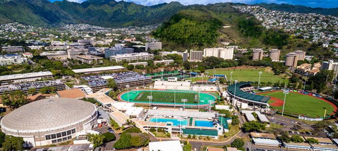 夏威夷大学马诺阿分校UH Manoa学区