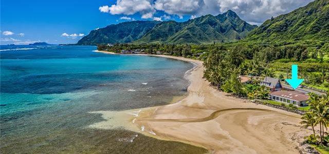 夏威夷海边沙滩别墅待出售-精选